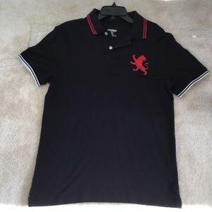 Men's Express polo shirt